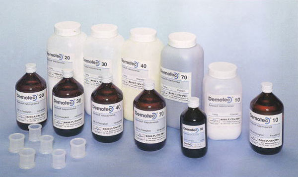 速硬常温硬化樹脂-Demotec